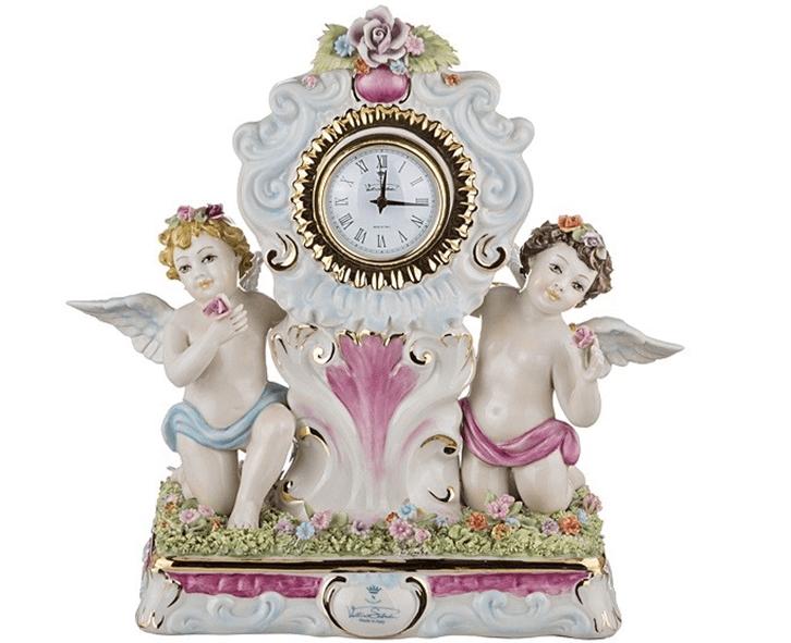 фарфоровые часы