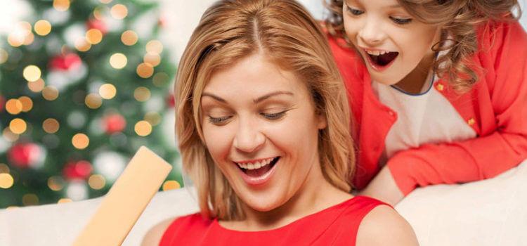 подарок молодой маме от детей
