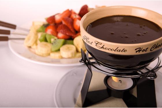 Набор шоколадного фондю