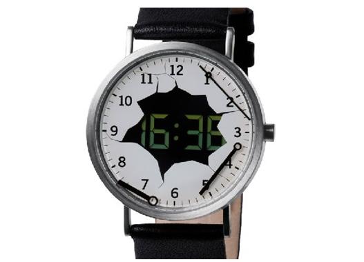 наручные часы с циферблатом
