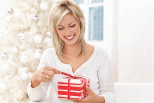 Подарок жене на Новый год