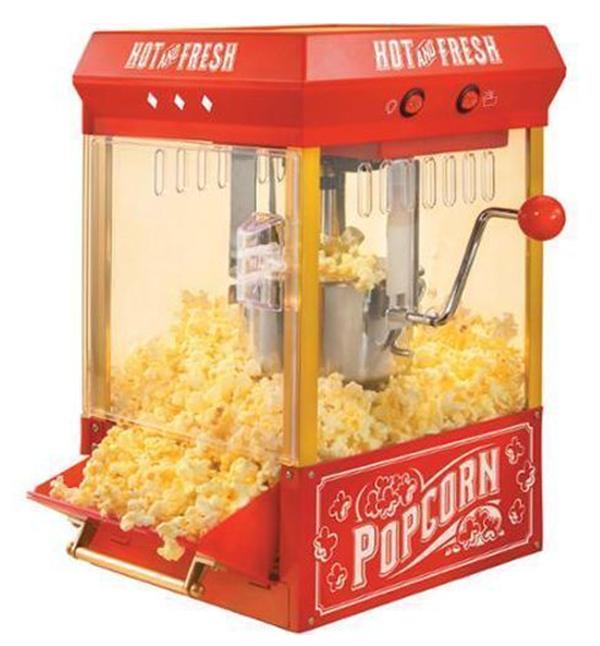 Машинка по производству попкорна