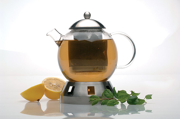 чайник с подогревом