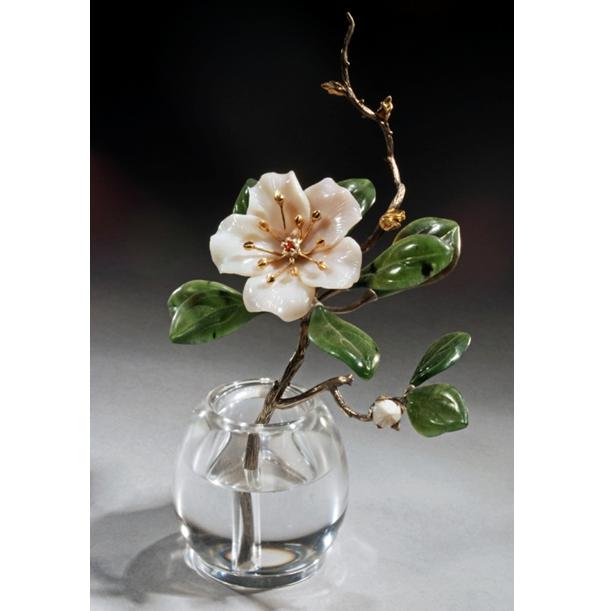 ювелирный цветок