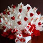 Подарки из конфет и шоколада своими руками. Композиции из сладостей для детей